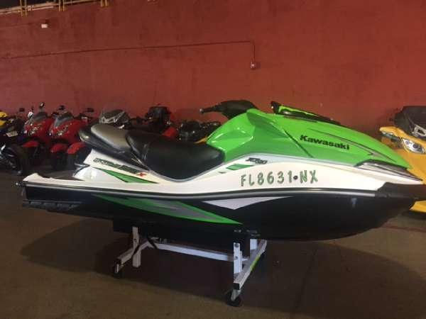 Kawasaki Jet Ski Ultra 250X