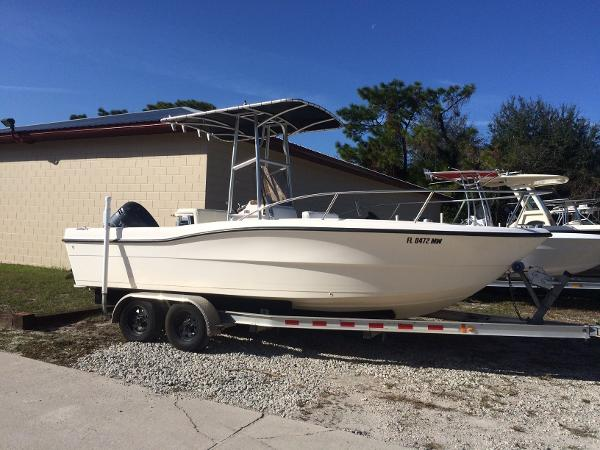 Cape Craft 20 Center Console