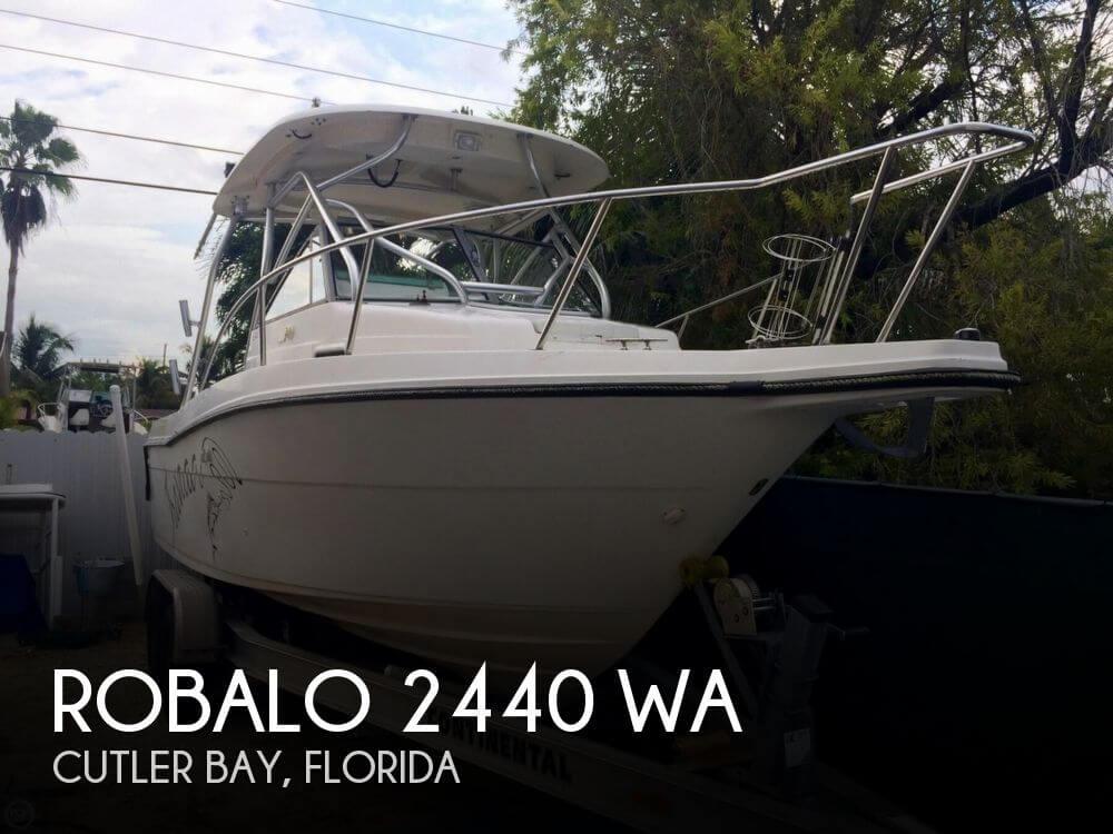 Robalo 2440 Walkaround 1996 Robalo 2440 WA for sale in Cutler Bay, FL