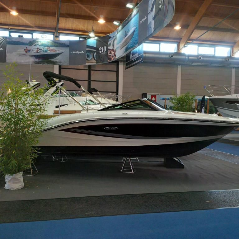 Sea Ray 19 SPX SPX 190