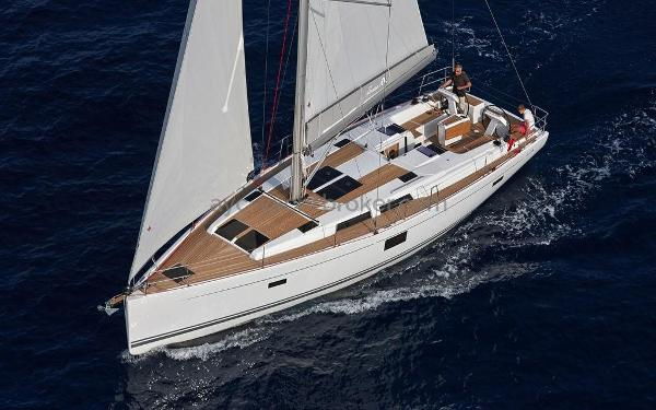Hanse 455 HANSE 455 _ AYC International Yachtbrokers
