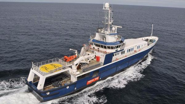 Offshore Research & Rescue Vessel Offshore - Research Vessel - 2016