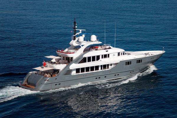 ISA Yachts 47 M