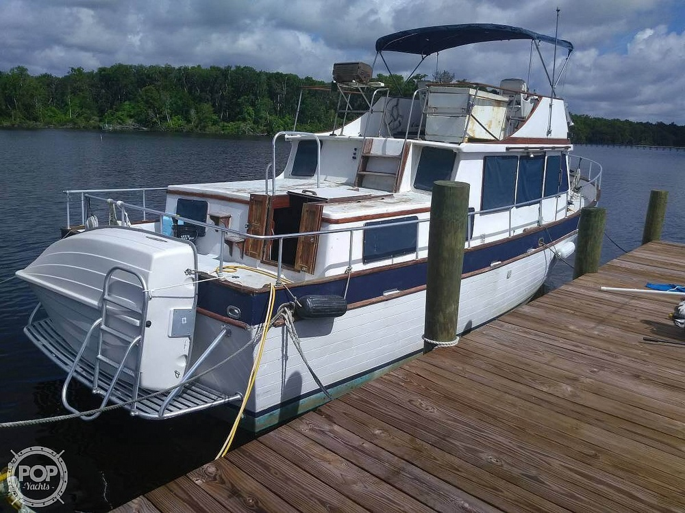 Marine Trader Double Cabin 1976 Marine Trader 40 Double Cabin for sale in Palatka, FL