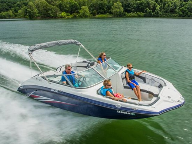 YAMAHA BOATS 21 FT SX210