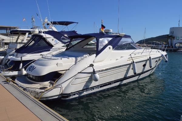 Sunseeker Predator 54 Starboard view