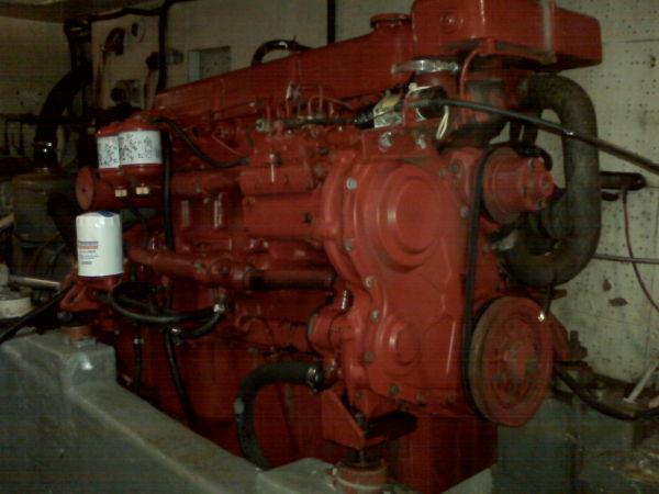 Port Engine/Ford Lehman