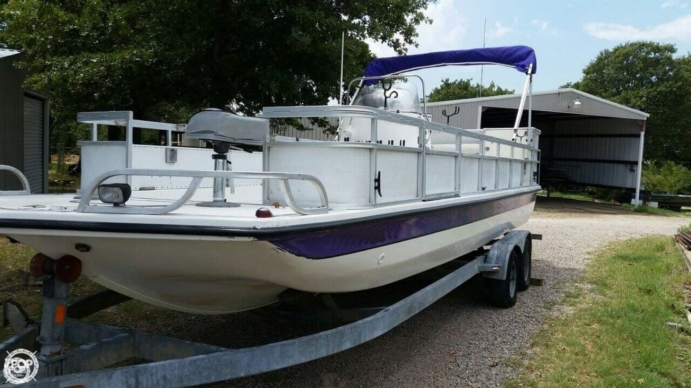 Playcraft Deck Cruiser 24 2006 Playcraft Deck Cruiser 24 for sale in Kingston, OK