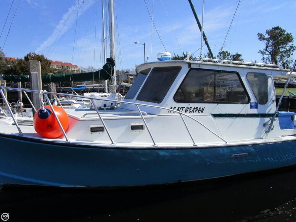 Crusader 34 1985 Crusader 34 for sale in Little River, SC
