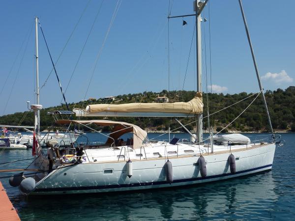Beneteau Oceanis Clipper 523 2006 Beneteau Oceanis Clipper 523