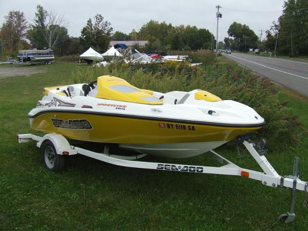 Sea-Doo Sport Boats Sportster 4-TEC
