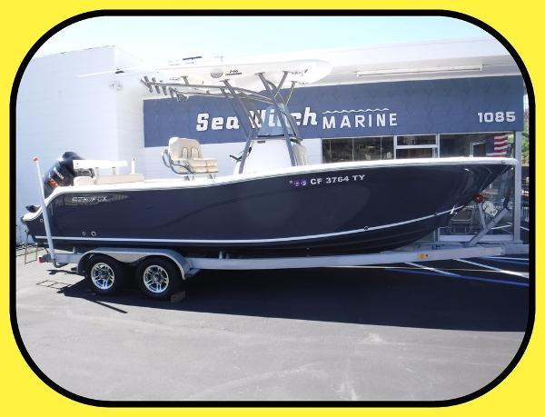 Sea Fox 146