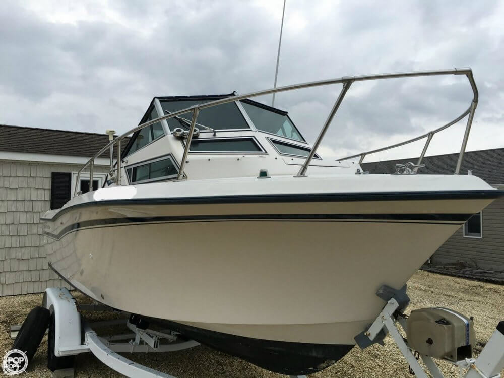 Grady-White Seafarer 226 1989 Grady-White Seafarer 226 for sale in Bayville, NJ