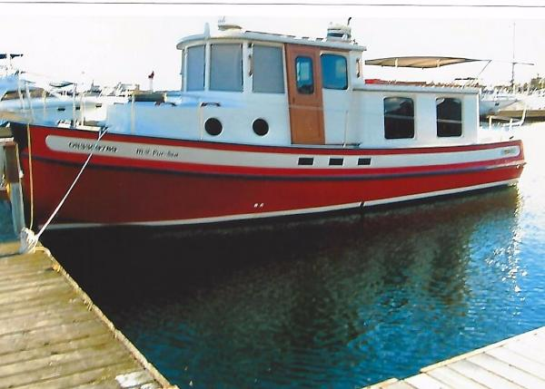 Nordic Tugs 32 Port Profile