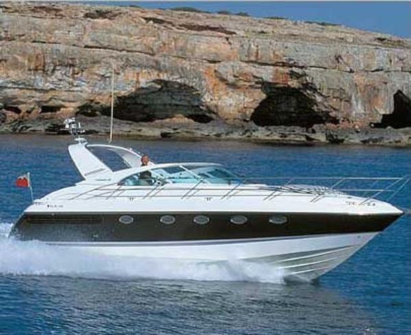 Fairline Targa 43 Fairline Targa 43