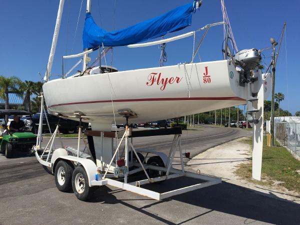 J Boat J80