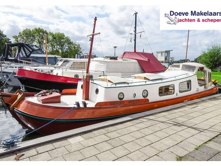 Dutch Barge 12.85