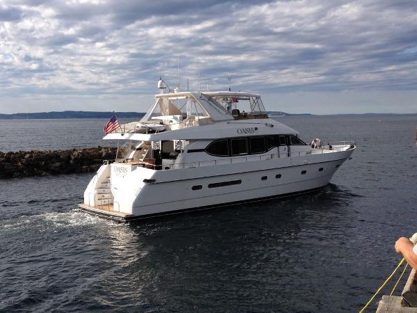 Monte Fino yacht