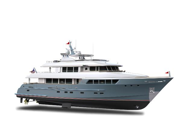 Outer Reef Yachts 108' Explorer Manufacturer Provided Image
