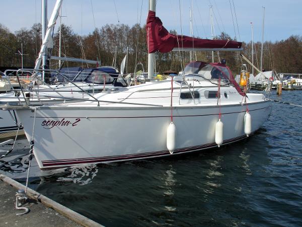 Delphia Sportina 860