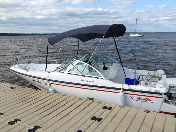 Boston Whaler 170 Dauntless Dauntlus 17
