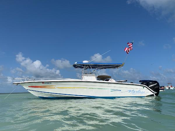 Marlago 31 Center Console Repowered