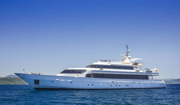 Custom Marine Industrial Technologies 140 Main Profile