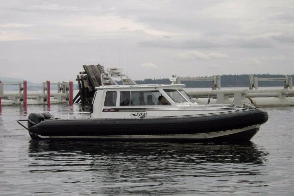Titan Boats 30 RIB Custom