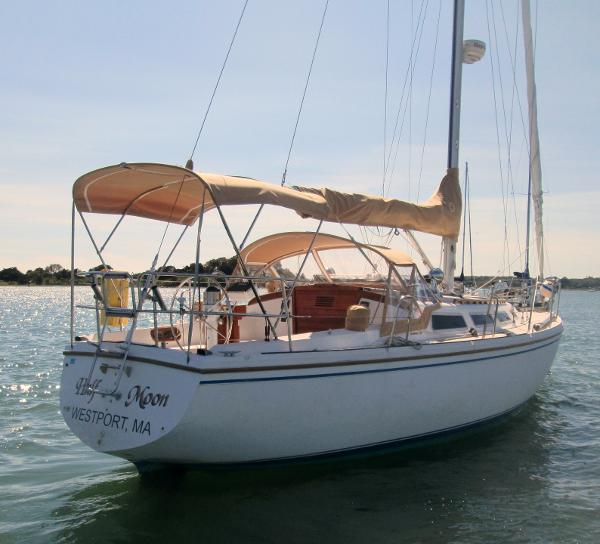 Catalina Tall Rig Sloop