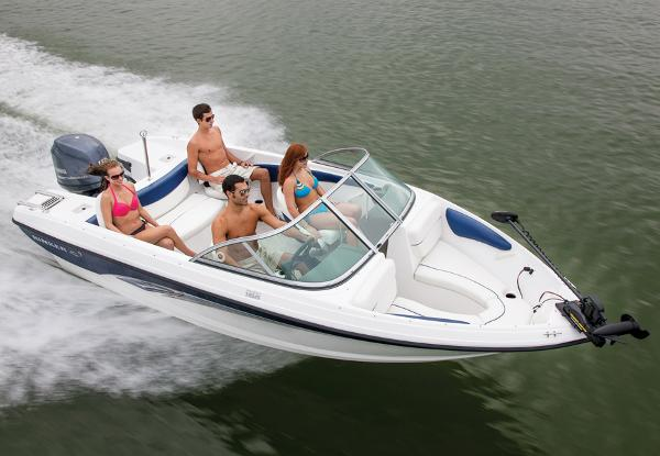 Rinker Captiva 186 BR FS OB Manufacturer Provided Image