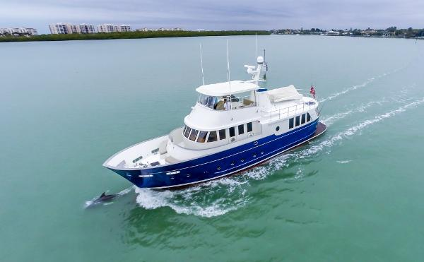 Sea Spirit 60 Passagemaker