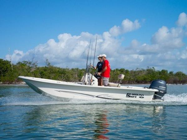 Carolina Skiff JVX Series 16CC
