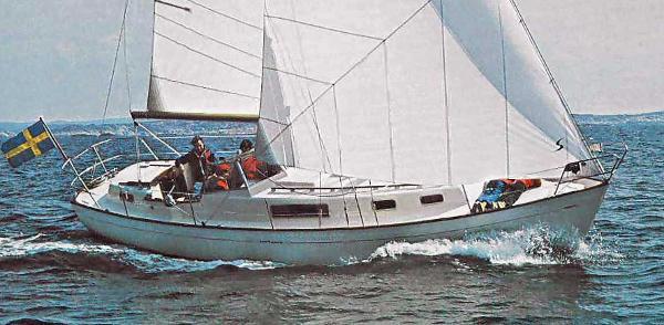 Hallberg-Rassy Rasmus 35