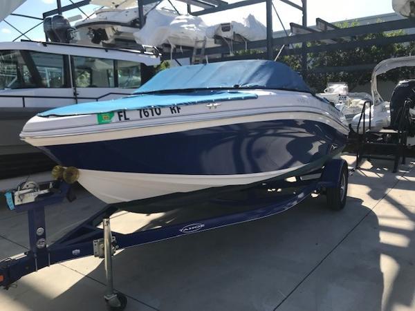 Tahoe 18 Bowrider 450 TS
