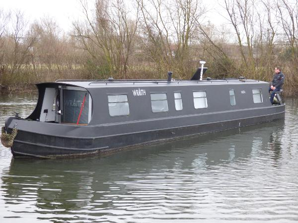 Narrowboat Springer 52