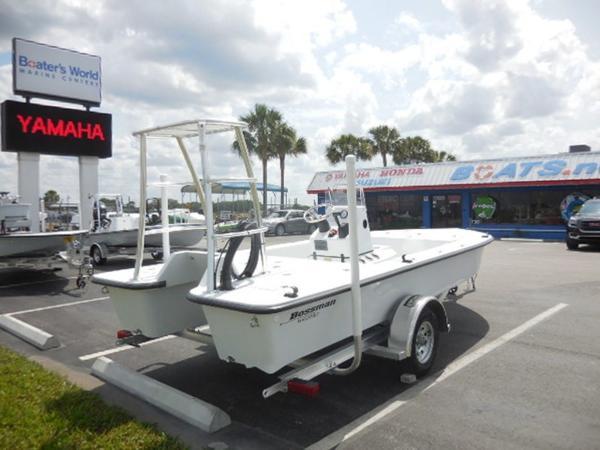 Bossman Boats Skimmer 18'