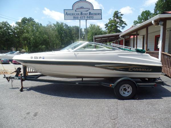 Caravelle 188 Bow Rider