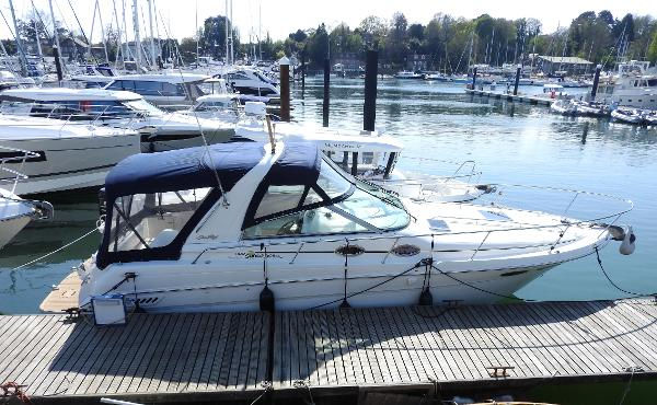 Sea Ray Sundancer 290DA Sea Ray Sundancer 290