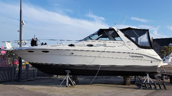 Sea Ray 330 Sundancer Sea Ray 330 Sundancer with BJ Marine