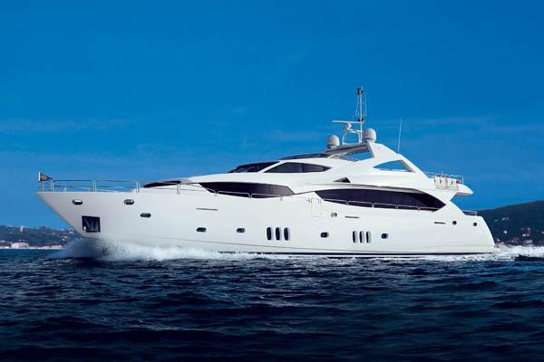 Sunseeker 34M Yacht Sunseeker 34 Metre Yacht Sailing
