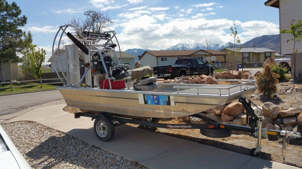 Hydroslide mini airboat 12 Wet Nymph 2014 Hydroslide 12 Wet Nymph for sale in Magna, UT