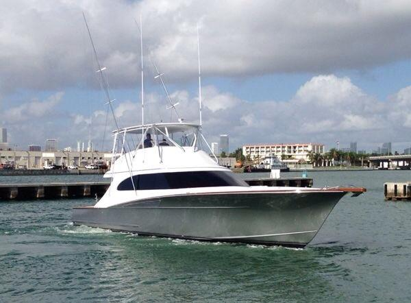 Spencer Yachts Sport Fisherman