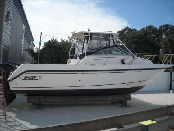 Boston Whaler 285 Conquest Sister Ship