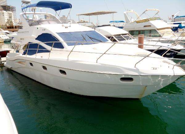 Gulf Craft Majesty Yachts 50