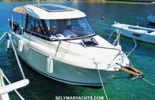 Jeanneau America Merry Fisher 645