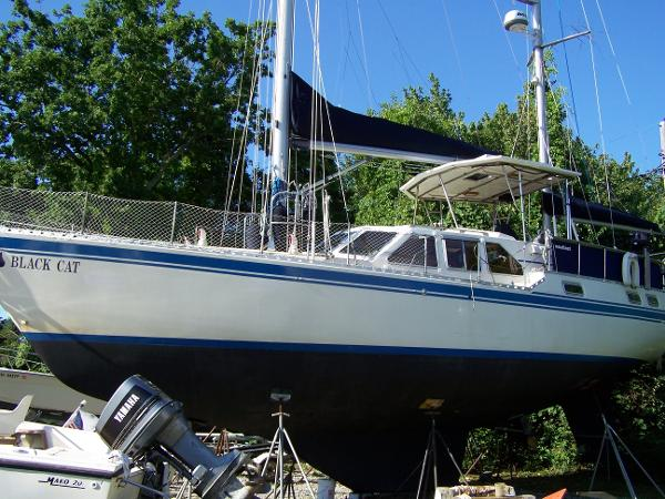 Nauticat 43 Listing Photo