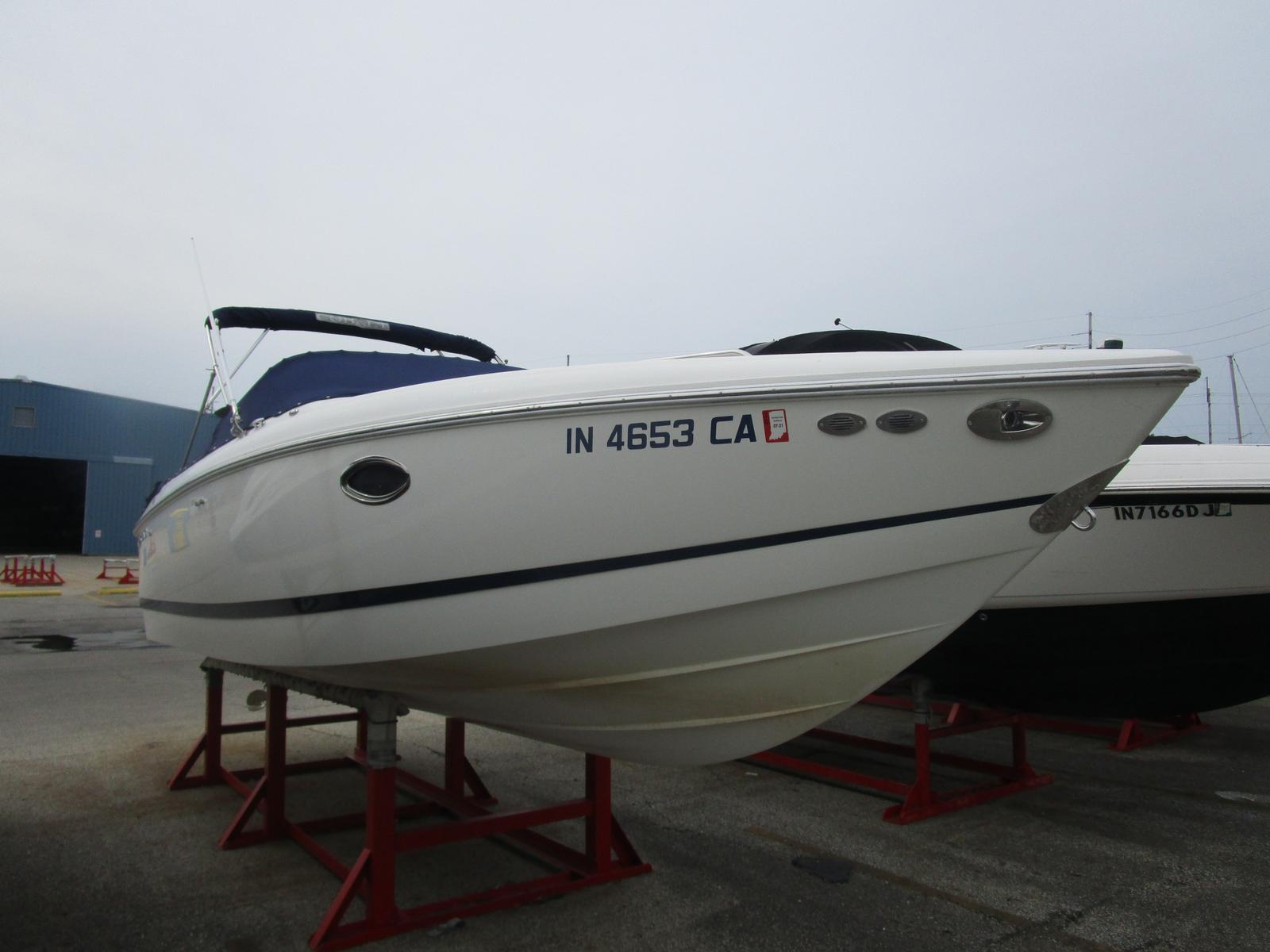 Cobalt 255 Cuddy Cabin
