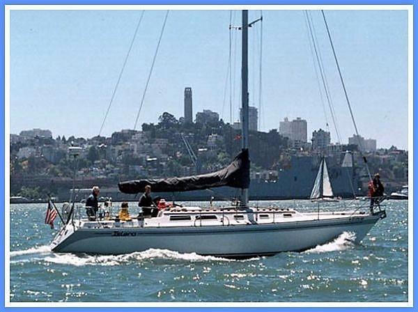 Islander Yachts Peterson 40