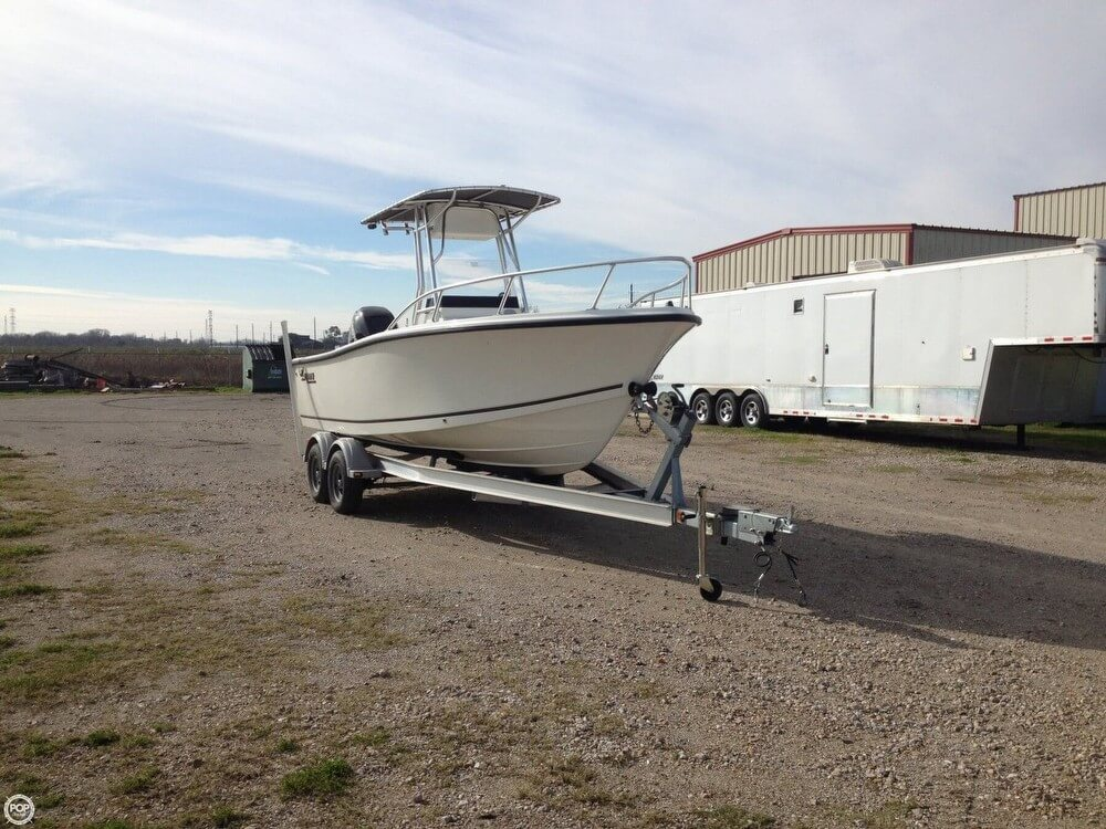 Mako 212 Center Console 2012 Mako 212 CC for sale in Manvel, TX