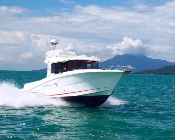 Beneteau Barracuda 9 Profile